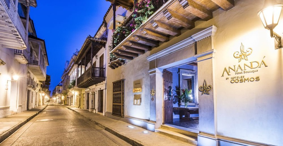 Anandá Hotel Boutique by Cosmos